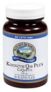 Скидка на CoQ10 Plus - Коэнзим Q10 плюс Товары для Здоровья Биологически Активные Добавки к пище БАД Nature's Sunshine Products NSP НСП Лекарственные Растения Лечебные Травы Nutritional Supplements Dietary Биодобавки Энергия Кофермент Акция Промоушен