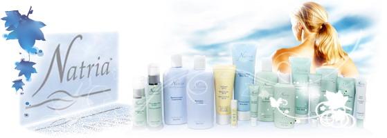 Высококачественная продукция для красоты и здоровья компании - производителя Nature's Sunshine Products - NSP, Натуральная, лечебная косметика Natria, Космецевтика