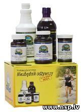 Daily Nutrition Pack - Набор Питательных Веществ на Каждый День Здоровье Биологически Активные Добавки к пище - БАД Nature's Sunshine Products - NSP - НСП Лекарственные Растения Лечебные Травы