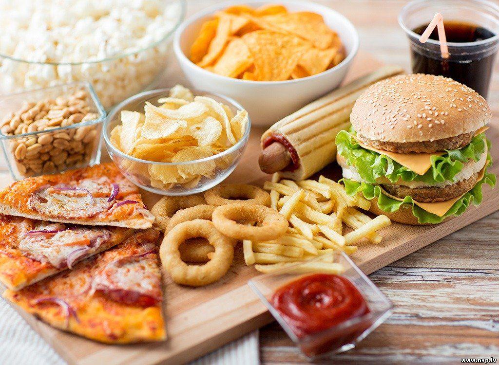Что организм потребляет из еды