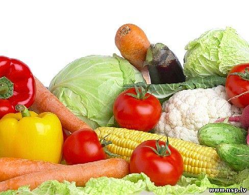 Правильное питание - Здорового питания Nature's Sunshine Products - NSP Овощи Фрукты Витамины Минералы Зелень Помидоры Перец Морковь Капуста Биологически Активные Добавки к пище - БАД