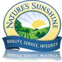 Логотип Nature's Sunshine Products - NSP logo Природные Солнечные Продукты - НСП Эмблема Лого