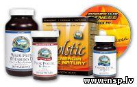 Набор для Повышения Энергии Натуральные Товары для Здоровья Биологически Активные Добавки к пище БАД Nature's Sunshine Products NSP НСП Лекарственные Растения Лечебные Травы Nutritional Supplements Dietary Биодобавки