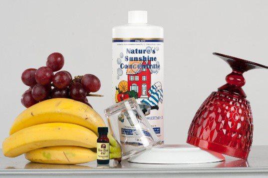 Concentrate NSP - Концентрат Универсальное Моющее Средство: для Мытья Посуды, Уборки Помещений, Стирки Белья Жидкое Чистящее и Моющее Средство Бытовая Химия Nature's Sunshine Products NSP НСП