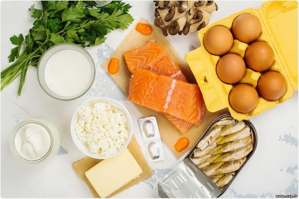 Витамин D3 в таблетках от NSP: купить лучший из имеющихся на рынке биодобавок