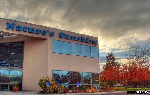 Экскурсия на производство и Качество продукции Nature's Sunshine Products - NSP Технологии производства Стандарты Качества Здание Завод Офис Америка Штат Юта